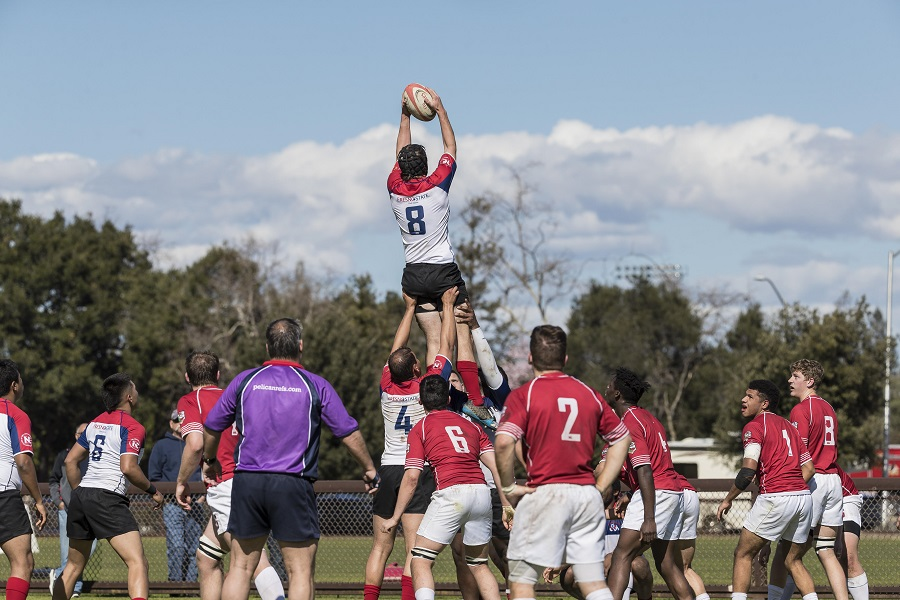 Fresno State Men's Rugby Vs Stanford
